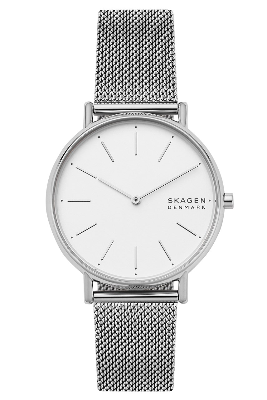 Women's Signatur Silver-Tone Analogue Watch