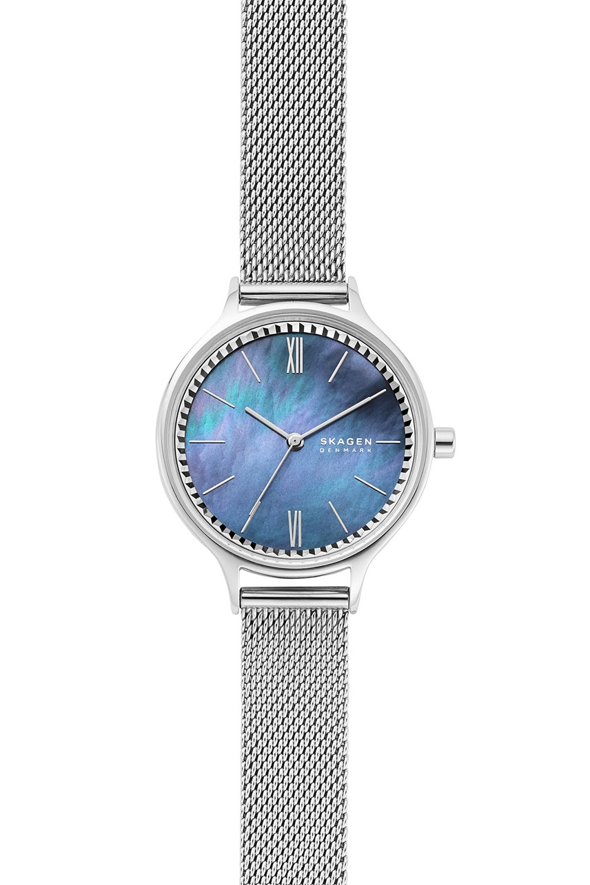 Women's Anita Silver Tone Analogue Watch