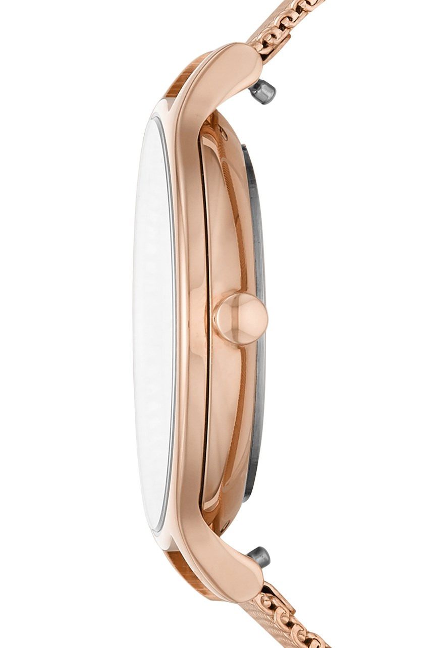 Women's Anita Rose Gold Tone Analogue Watch