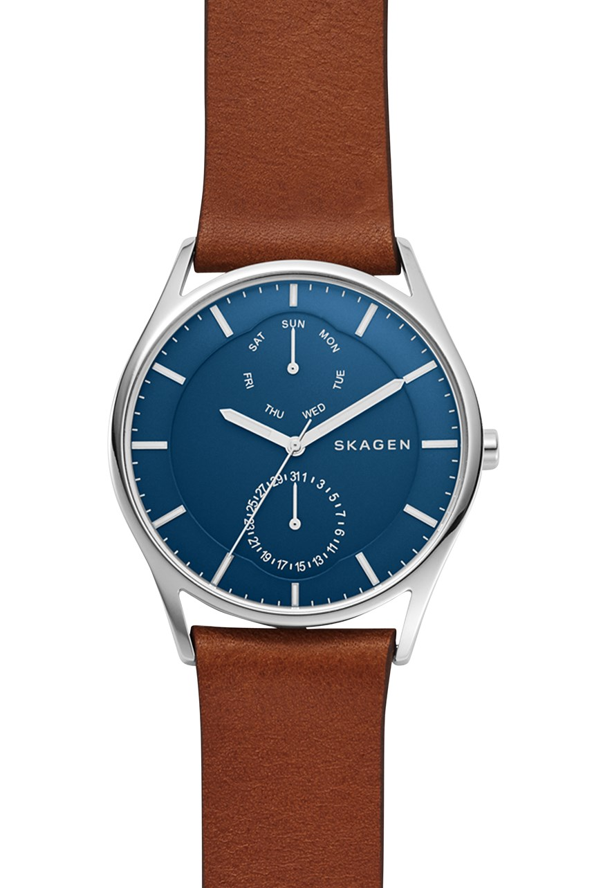 Men's Holst Brown Analogue Watch
