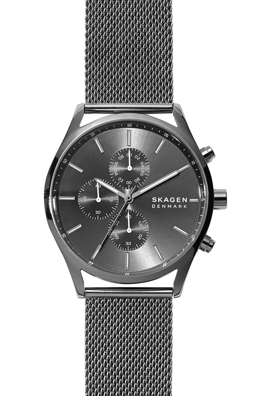 Men's Holst Gunmetal Chronograph Watch