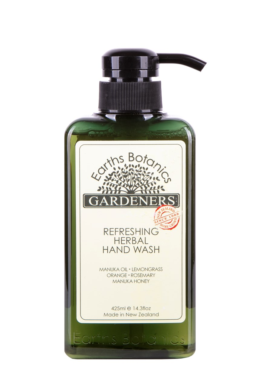 Gardeners Refreshing Herbal Hand Wash
