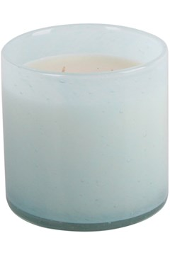 Seafoam At Palm Beach Glass Candle 1
