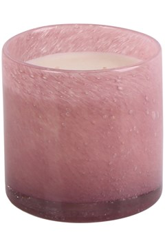 Seychelles Glass Candle 1