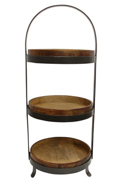 Ploughmans Cake Stand 3 Tier 1