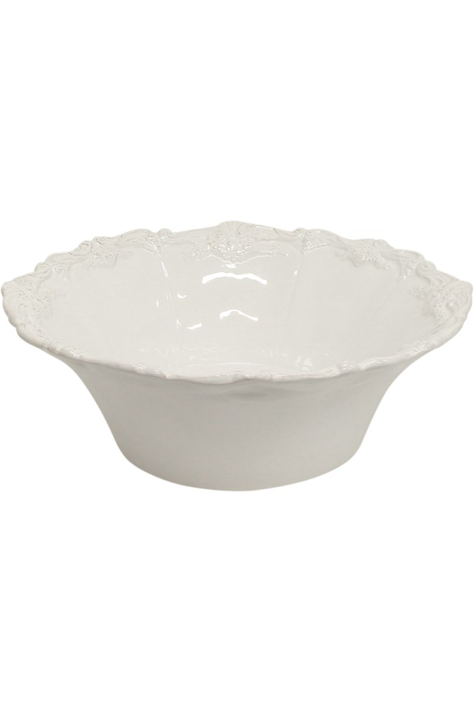 Laurente Deep Salad Bowl