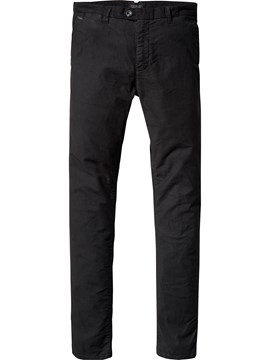 Straight Leg Chino 08 BLACK 1