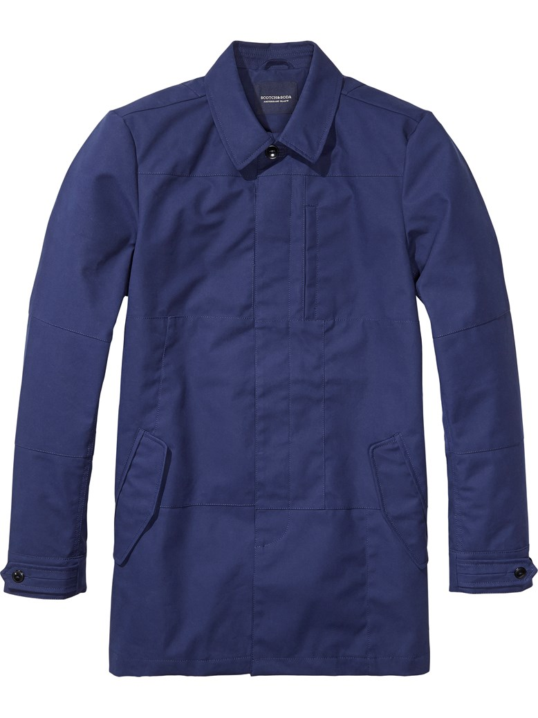 Worker Trench Coat