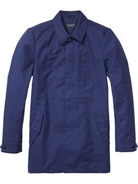 Worker Trench Coat - 59 midnight