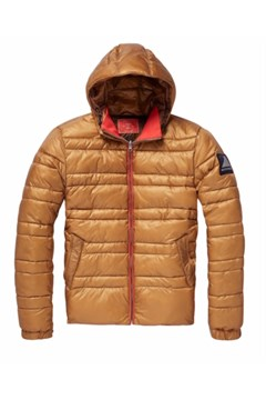 Classic Hooded Down Jacket 1526 GOLDEN 1