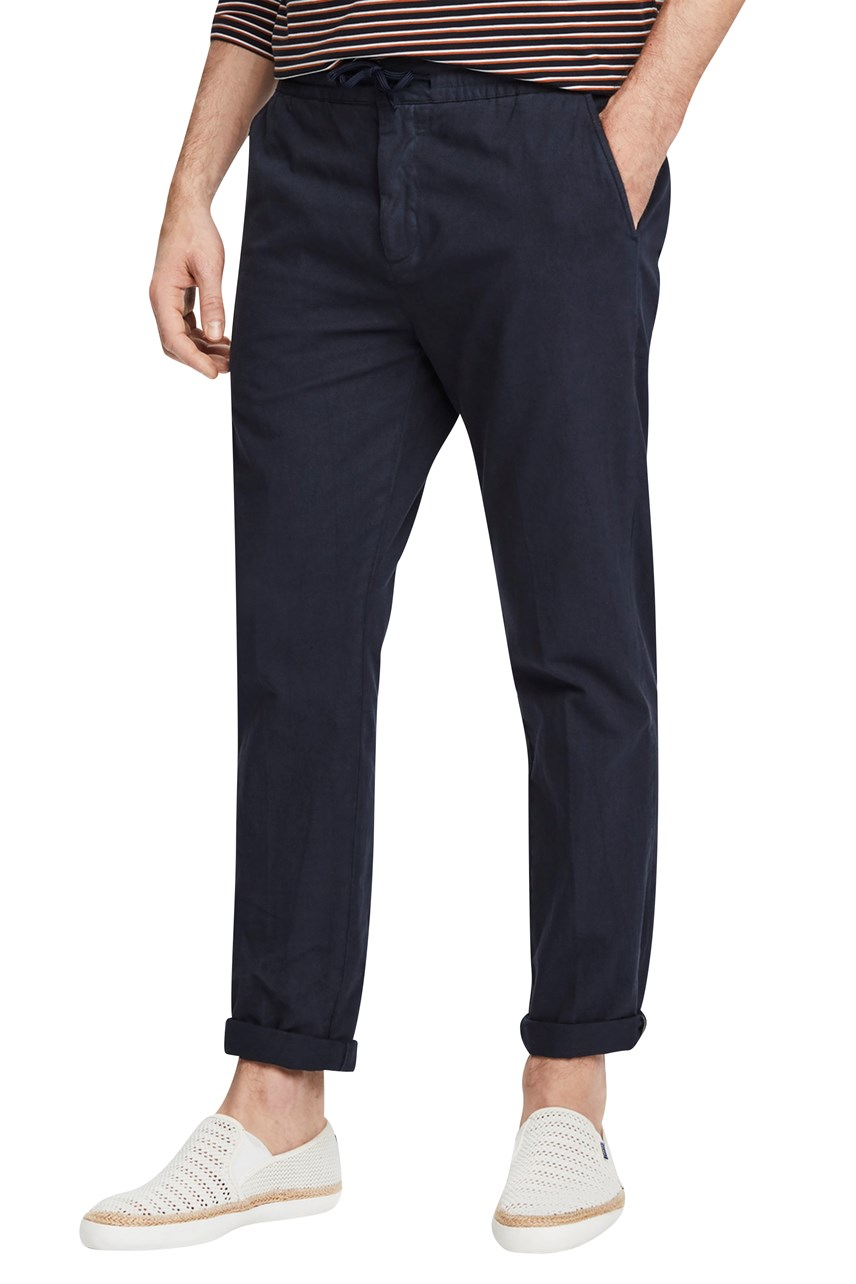Warren Drawstring Trousers