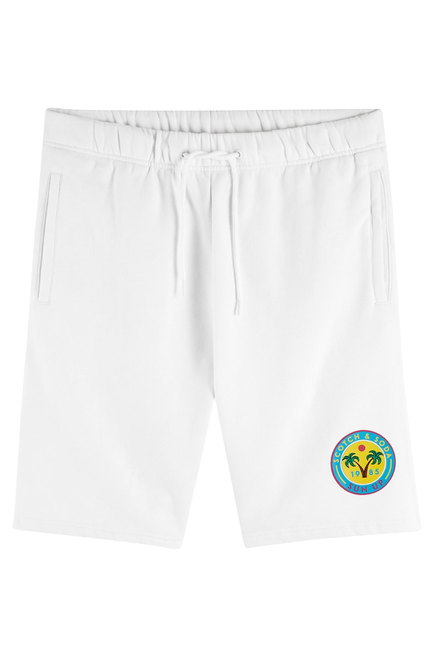 Relaxed Sweat Shorts
