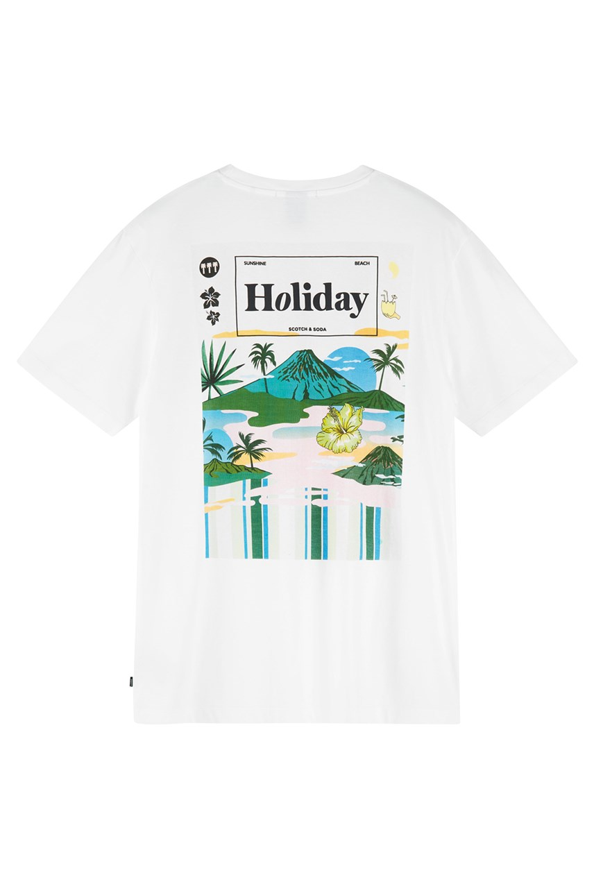 Holiday Artwork Tee