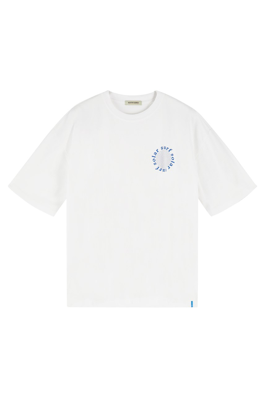 Solar Surf Artwork Tee