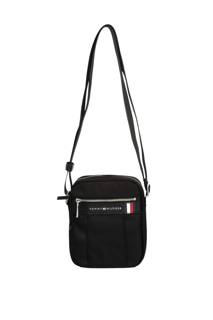 Elevated Nylon Mini Reporter Bag