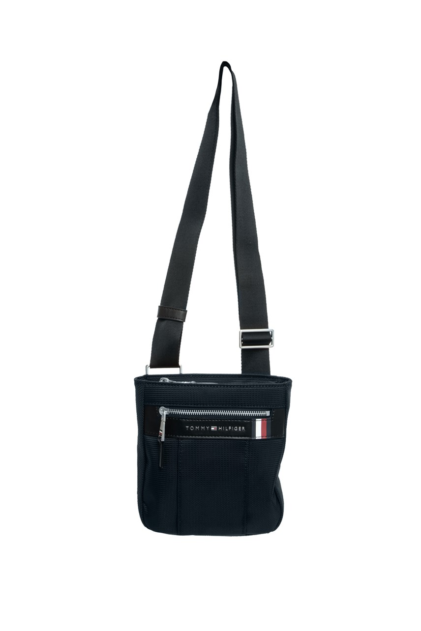 Elevated Nylon Mini Crossover Bag