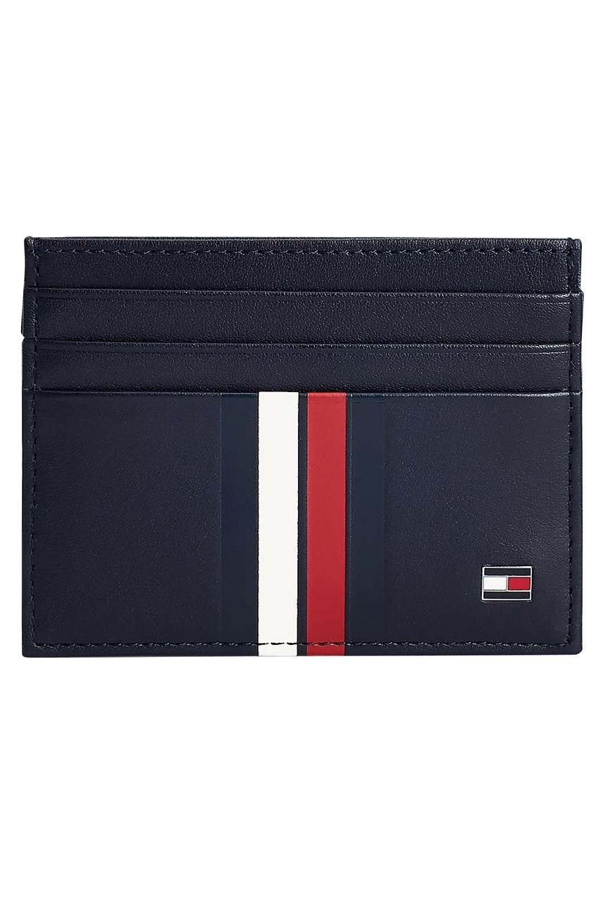 Metro Leather Card Holder