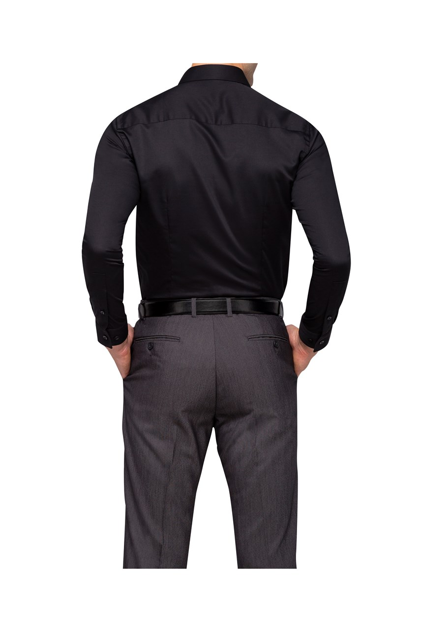 X Slim Fit Business Shirt