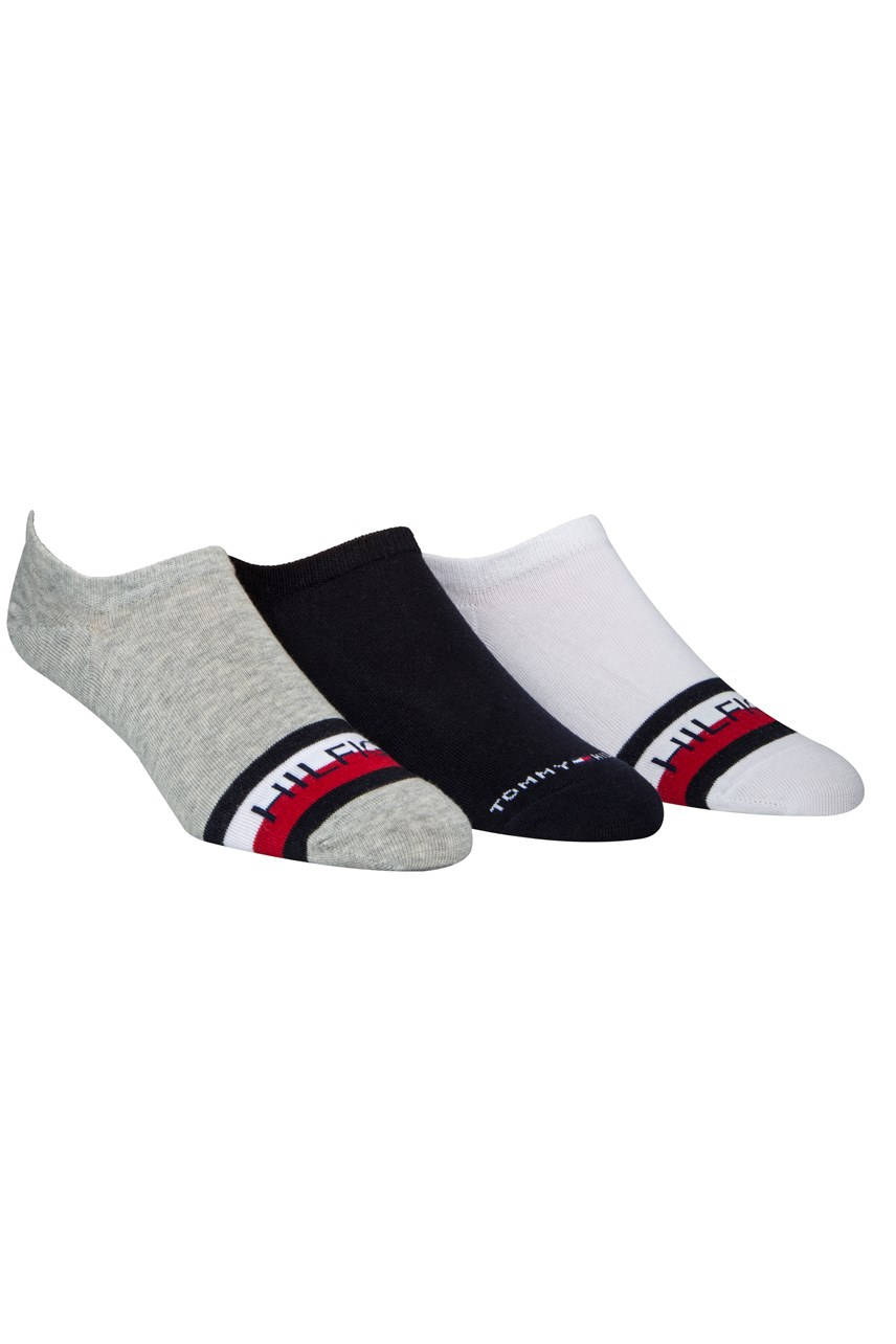 Sport No Show Sock 3-Pack