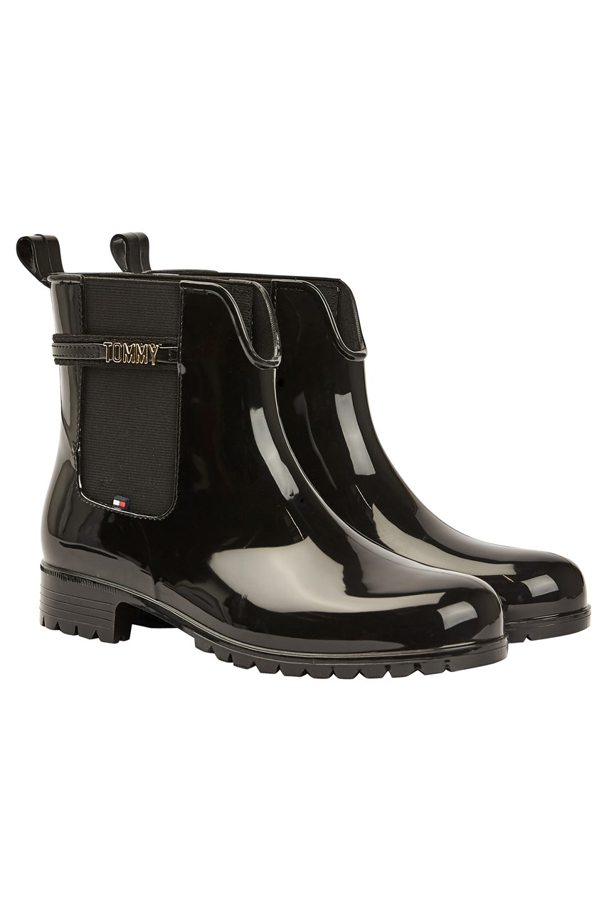 Block Branding Rainboot