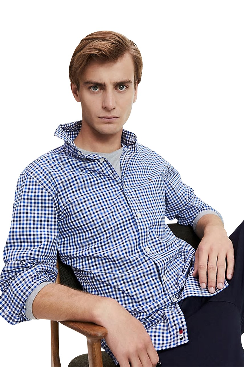 Flex Gingham Shirt
