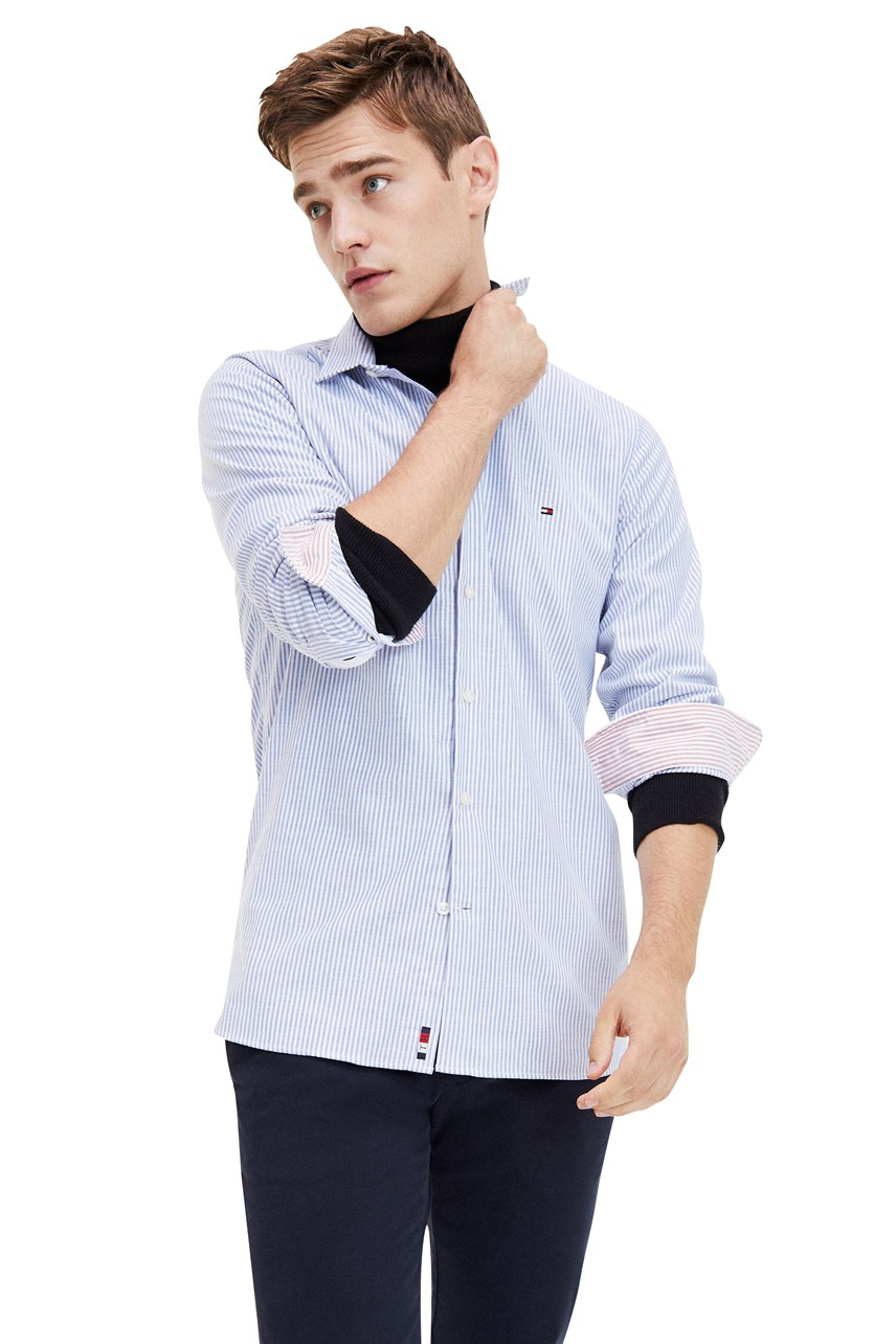 Flex Stripe Shirt
