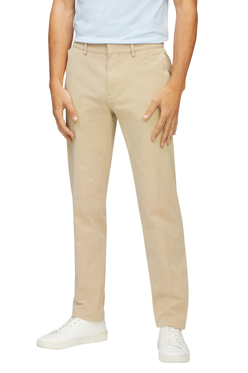 Flex Tapered Chinos