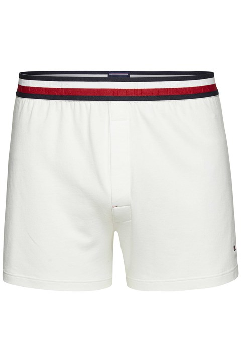 Jersey Boxer Brief - white