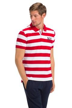 84669268 Block Stripe Regular Polo Shirt - TOMMY HILFIGER - Smith & Caughey's ...