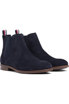 Chelsea Suede Boot - midnight