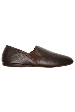 Bristol Slipper - brown