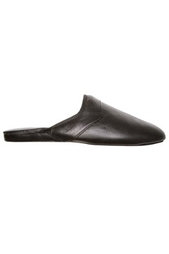 Durham Slipper BLACK 1