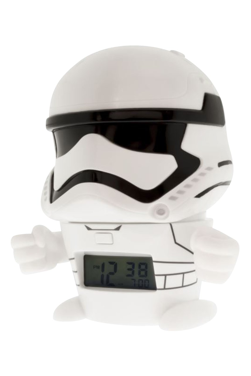 Star Wars Stormtrooper Nightlight Alarm Clock
