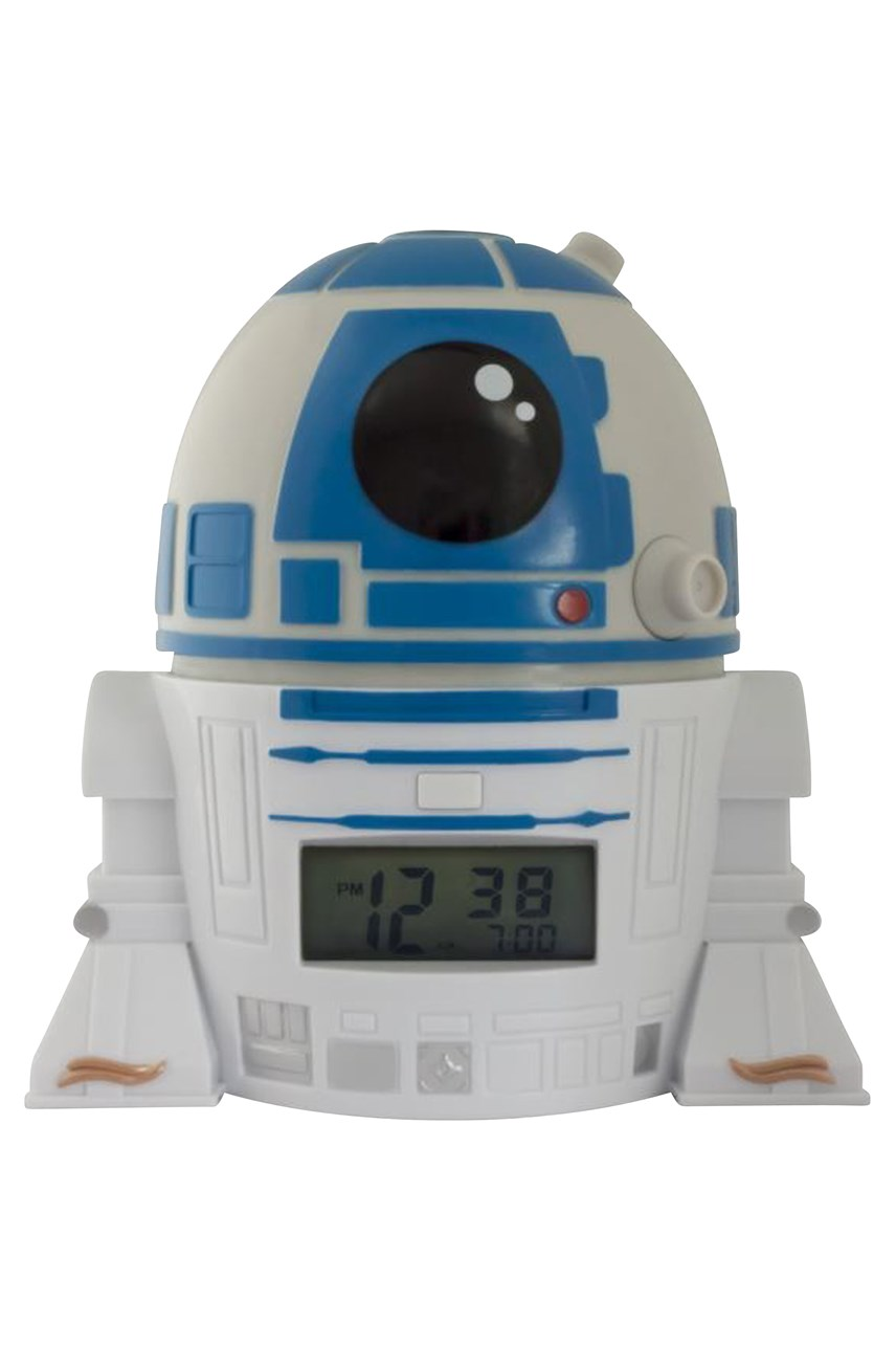 Star Wars R2-D2 Nightlight Alarm Clock