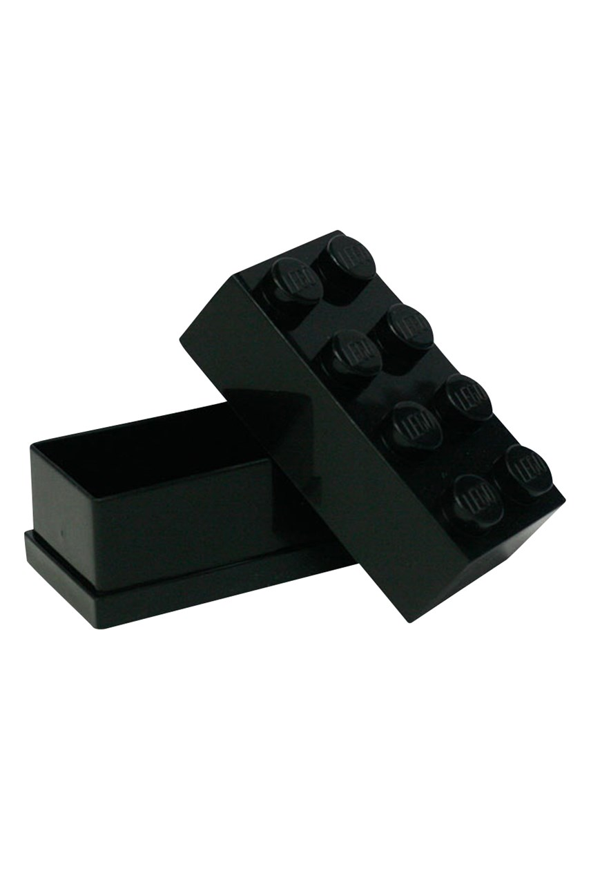LEGO® 8-Stud Mini Box - Black