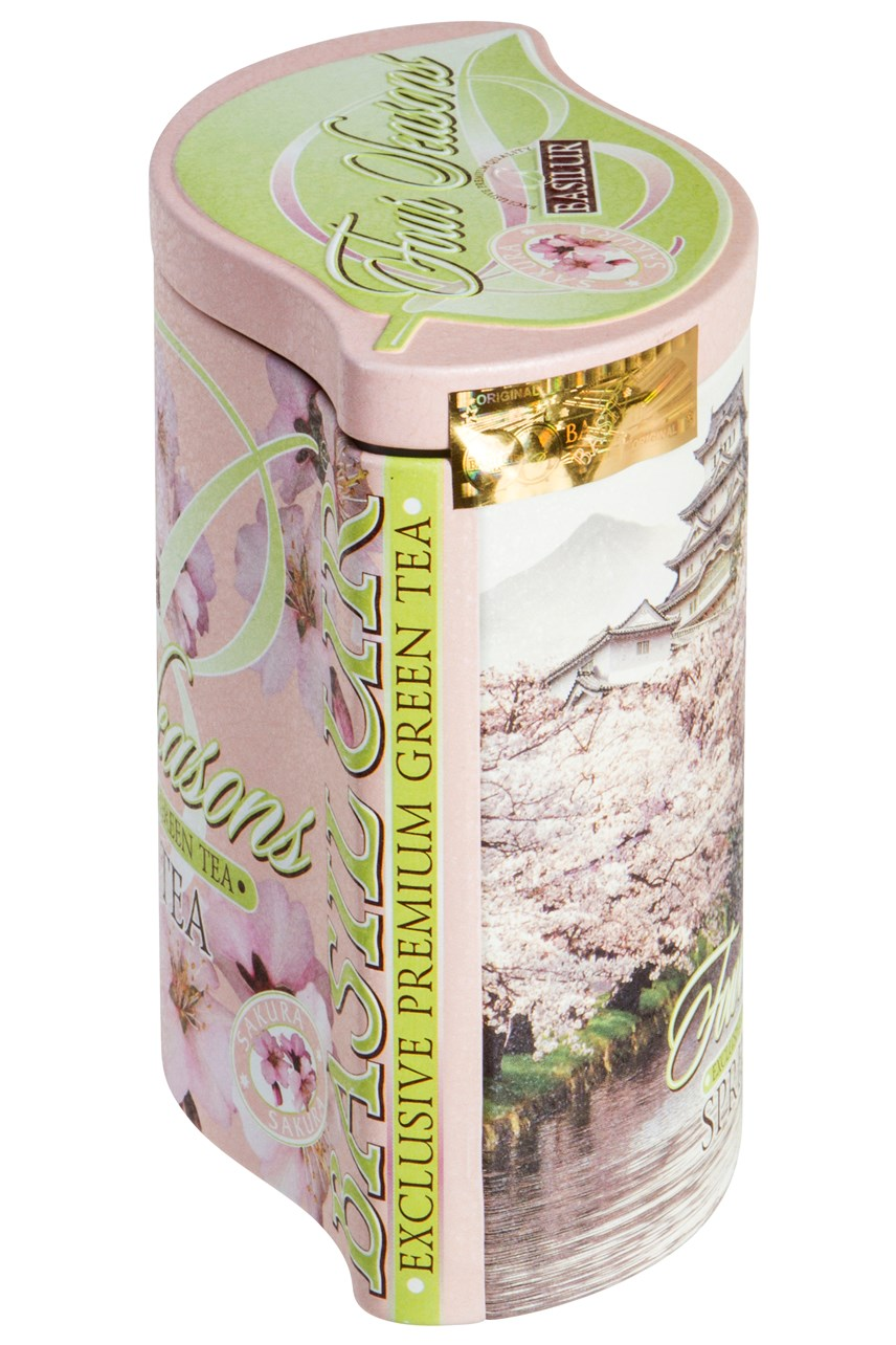 Four Seasons Spring Green Tea