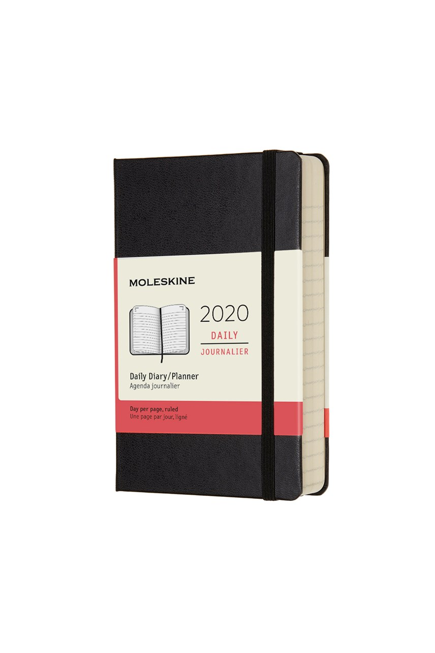 2020 Hard Cover Diary - Daily