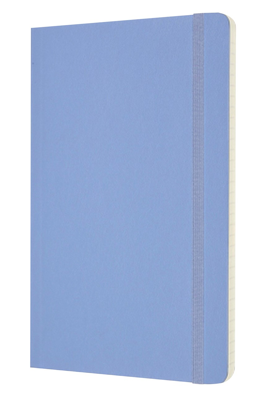 Classic Soft Cover Ruled Notebook L