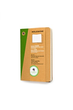 'Evernote' Pocket Squared 2 Pack KRAFT 1