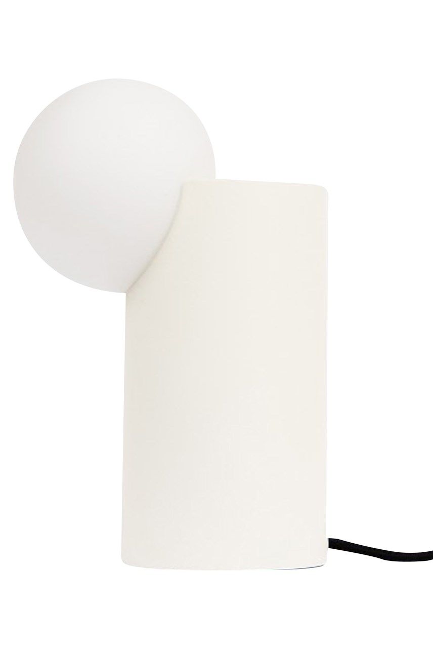 Form Cylinder Light - White