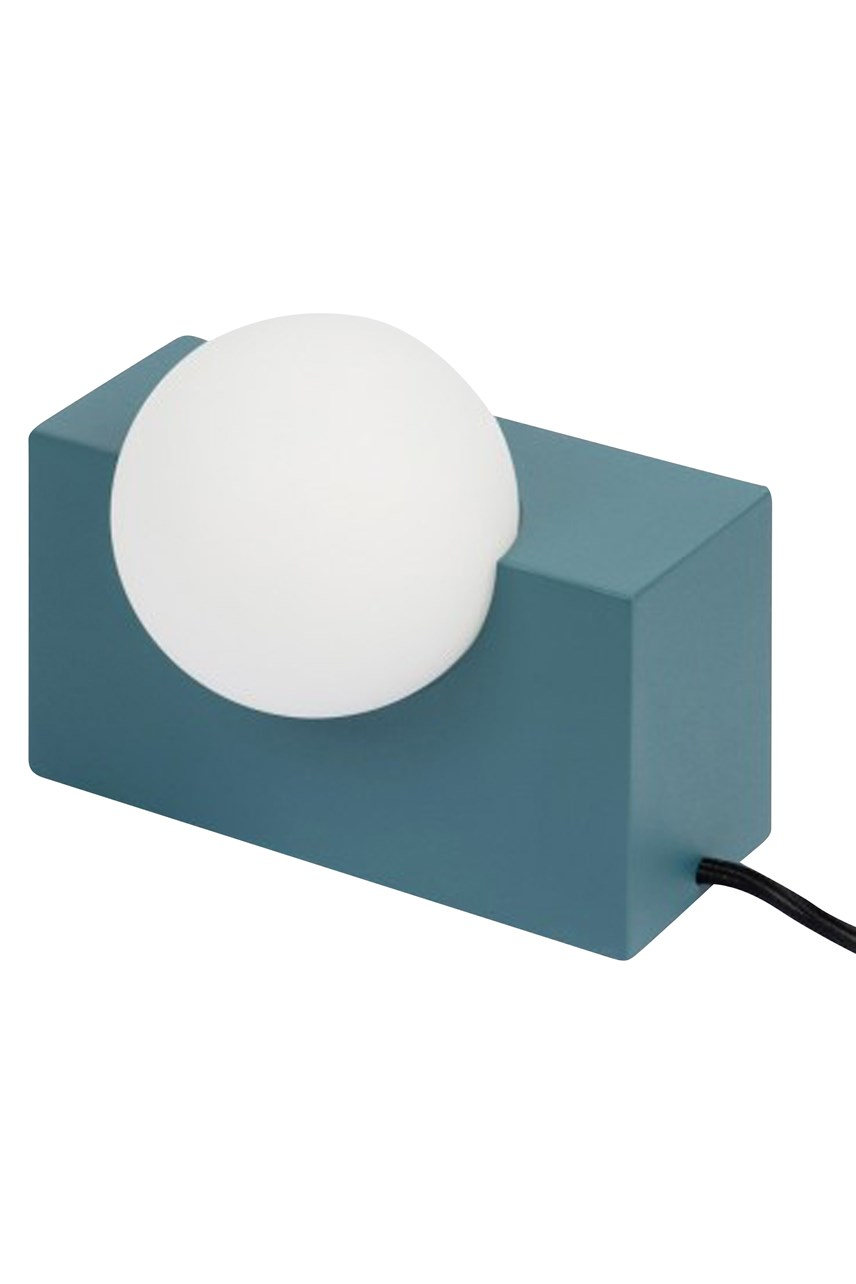 Form Rectangle Light - Teal