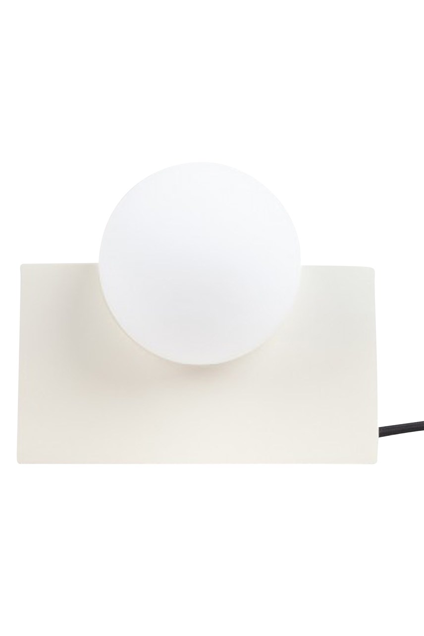 Form Rectangle Light - White