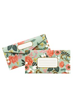 Mint Birch Monarch Envelope - Box Of 25 MONARCH 1