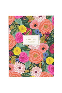 Juliet Rose Memoir Notebook 1