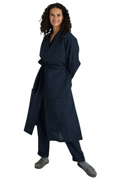 Everyone Robe NAVY 1