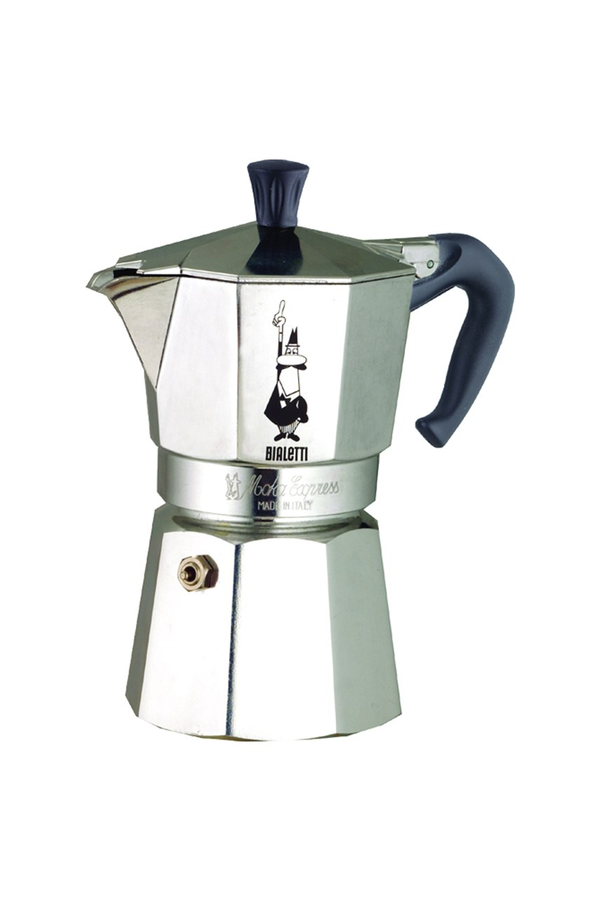 'Moka' Express 2 Cup Coffee Maker