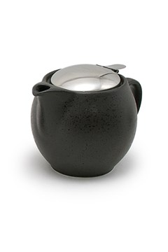 Teapot - 350mL Matt Charcoal 1