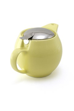 Teapot 350ml Lemon Yellow 1