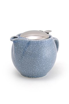 Teapot 450ml Crackle Lavender 1