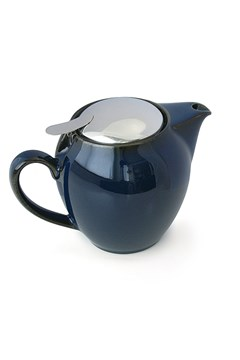 Teapot - 580mL - jeans blue